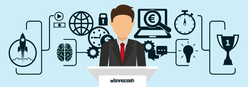 Prestamos ICO con Wannacash
