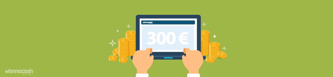 créditos de 300 euros rápidos